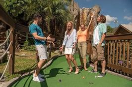mini golf in florida